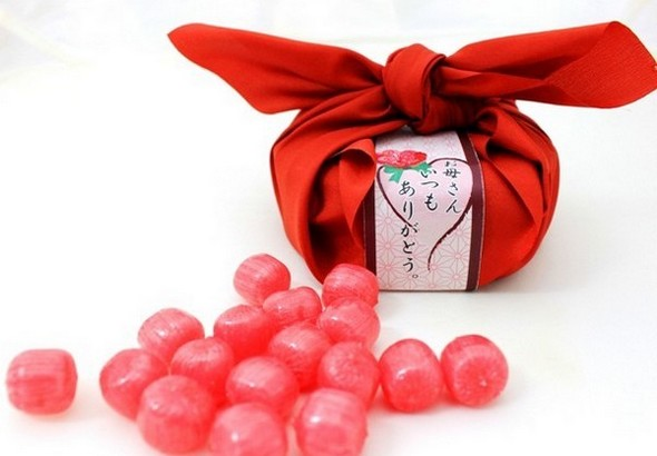 母の日 プレゼント 私の気持ちカーネーションキャンディー