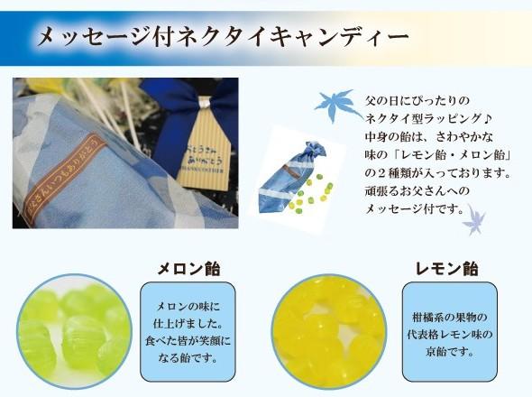 レモン飴とメロン飴